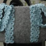 Lopi Aquamarine Bag
