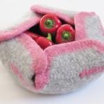 Lopi Crochet Bowl